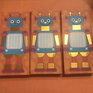 PaperCraft Gift Card Boxes Childrens Party Owls Lot Of 3 Party Favors