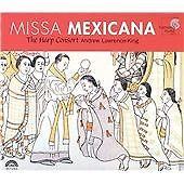 Missa Mexicana - Harp Consort/Andrew Lawrence-King (CD 2002) w/slipcase
