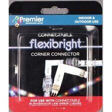 PREMIER FLEXIBRIGHT CORNER CONNECTOR XMAS LIGHTS EXTENSION
