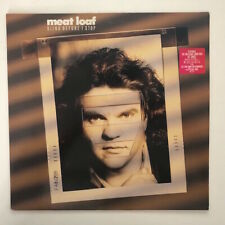 Meat Loaf - Blind Before I Stop - VINYL (207 741) - Very Good Condition