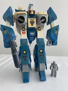 Lot Of 3 Gakken Legioss Robotech Mospeada Alpha Fighter, Vintage