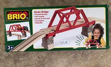 33482 BRIO Wooden Train Girder Bridge! New! Thomas!