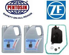 10 Liter Automatic Transmission Fluid + OEM Pan Gasket Filter kit Boxster Cayman
