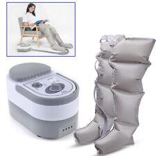 Leg Massager Air Compression Leg Wrap Foot Ankle Circulation Calf Massage Device