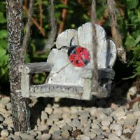 Miniature Fairy Garden White Hanging Planter Buy 3 Save $5
