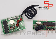 Module RF Emitter and Receiver 433 MHZ 2 Km Encoder And Decoders PT2272-62