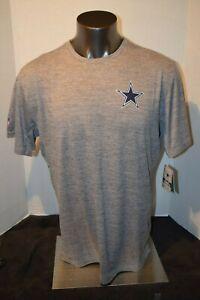 New Dallas Cowboys NFL Football Nike Dri-Fit Grid Iron or Navy Men's Shirt NWT