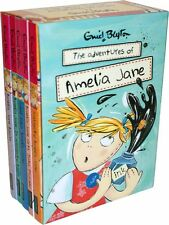 Enid Blyton Amelia Jane 5 Books Collection Pack Set RRP: £24.95 Brand New