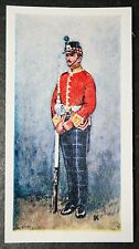 Highland Light Infantry  circa 1896    Vintage Card  VGC