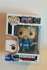 Funko Pop! Heroes Suicide Squad Boomerang Vinyl Figure #101 NEW