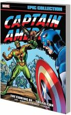 Captain America Epic Collection: The Coming of The Falcon ' Stan Lee
