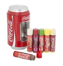 Lip Smacker Coca-Cola Can Lip Balm Gift Set - Set of Six Flavours