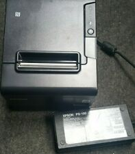 Epson Tm T88vi Thermal Pos Receipt Printer With Adapter And Usb Cable