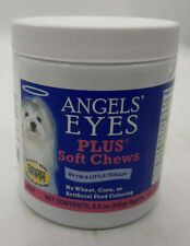 Angels' Eyes 120 Counts Angels' Eyes Plus Soft Chews for Dogs