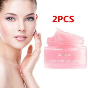 2X Pore Base Gel Cream Invisible Pores Face Primer Makeup Matte Base Make Up 30g