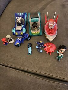 PJ masks Assorted toys
