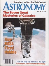 Astronomy Magazine March 1994, Fixing Hubble, Hypergiants, Galaxies