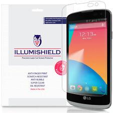 3x iLLumiShield UltraClear Screen Protector LG Optimus Zone 3/LG Spree/LG K4 LTE