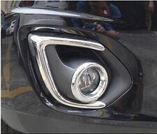 For Mitsubishi ASX Outlander Sport 2013 2014 2015 Front Fog light Cover trim