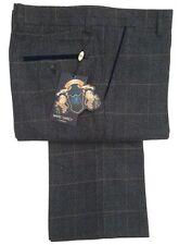Completi e abiti sartoriali da uomo eleganti blu lunghezza regolare