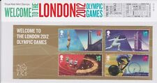 GB 2012 - PRESENTATION PACK - PACK 474 - LONDON 2012 OLYMPIC GAMES