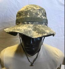 ARMY BOONIE, ACU DIGITAL, SIZE 7, GENUINE ISSUE, USED