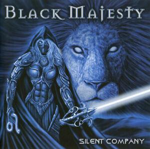 BLACK MAJESTY Silent Company CD 9 tracks FACTORY SEALED NEW 2005 LMP Germany