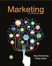 Marketing : An Introduction 13th US Edition