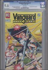 Vanguard Illustrated #2 CGC 9.6 1984 Pacific  Comic: Dave Stevens