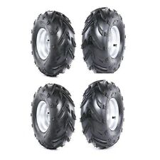 Pack of (4) 16x8-7 Wheels with Rims For ATV Front & Rear Taotao SUNL 110cc