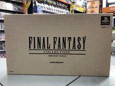 Final Fantasy Collection IV-V-VI Anniversary Package NTSC-JAP PS1 PSX USATO GAR
