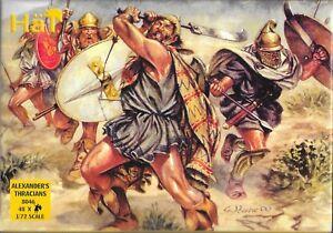 HäT/HaT Greco-Roman Era Alexander's Thracians Infantry 1/72 Scale 25mm