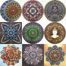 5D DIY Special Shaped Diamond Painting Mandala Cross Stitch Craft Kit Decor Gift