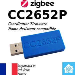 CC2652P - USB Zigbee Coordinator - Home Assistant ZNP Zigbee2MQTT