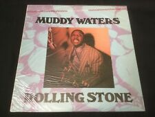 """SEALED Muddy Waters Rolling Stone LP 12""""  Vinyl Chess Records CH-9101"""