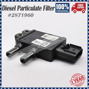 Differential Pressure Sensor DPF Diesel Particulate Filter for Cummins ISB 6.7