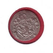 R* BRANDENBURG PREUSSEN 1 MARIENGROS GROSH 1752 D VERY FINE DETAILS