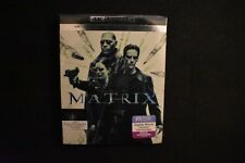 The Matrix 1999 Dolby Vision Atmos NEW Slipcover + Digital Code + Blu Ray + 4K