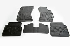 Rubber Floor Mats Custom-made 5PCS Tailored for Subaru Forester S3 2008-12