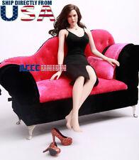 "1/6 Sexy Dress Shoes Necklace Set C For 12"" PHICEN TBLeague Hot Toys Figure USA"