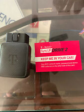 T-Mobile SyncUP DRIVE 2 4G LTE WIFI OBD-II Car & Mobile Hotspot SD6500