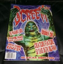 Screem Magazine Issue 17 RARE