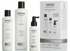 Nioxin System #1 One Hair Trial Kit Cleanser Scalp Therapy Scalp Treatment 5.07