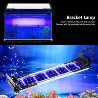 LED Aquarium Light Bar Full Spectrum Fish Tank Lamp Coral Reef Plant Grow Decor