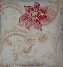 Housse de Coussin en Laura Ashley Baroque Grape Tissu 16 in environ 40.64 cm