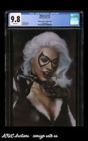 Marvel Comics - Black Cat #2 (Unknown Comics Mike Choi Virgin Variant) - CGC 9.8