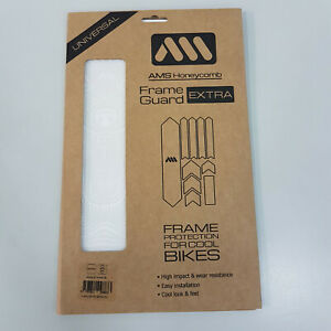 All Mountain Style AMS Frame Guard Protection Sticker White/Wolf XL