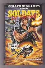 Compte à rebours ¤ Norman G. Bailey  Soldats de Fortune