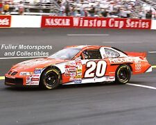 TONY STEWART 2000 #20 HOME DEPOT AT RICHMOND 8X10 PHOTO NASCAR WINSTON CUP