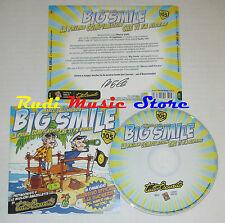 CD MARCO GALLI Big smile compilation che fa ridere RADIO 105 2008  mc lp (C13*)